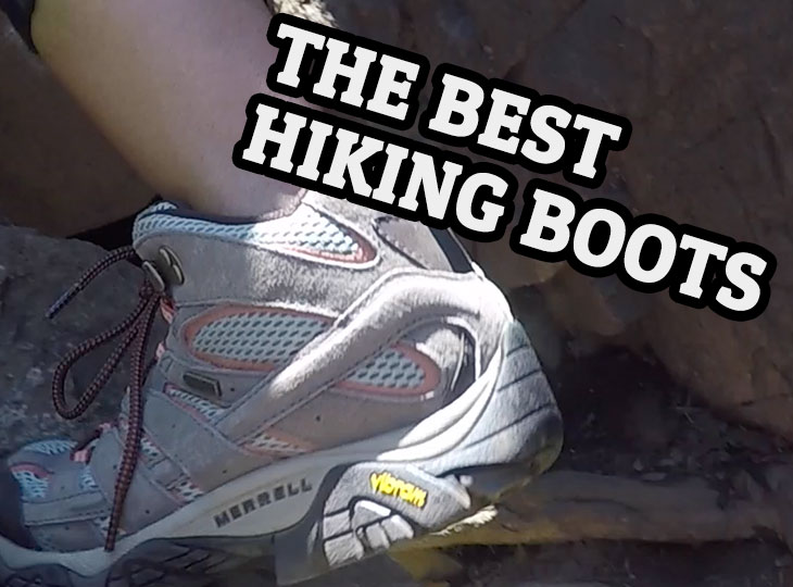 Merrell Moab Hiking Boots Review